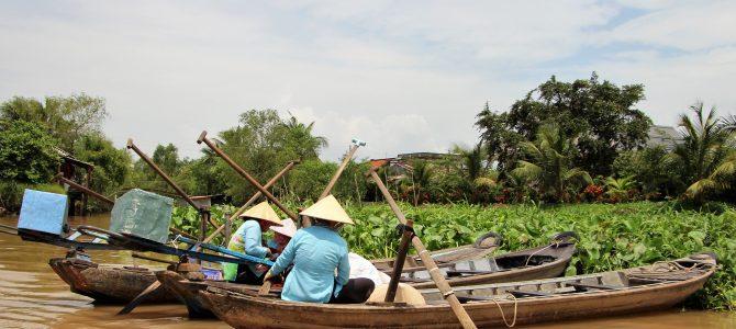 Vietnam – Jour 3 – Le delta du Mekong