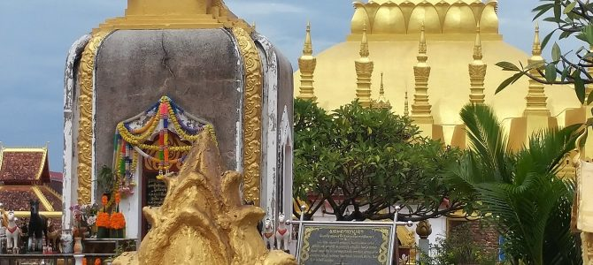 Laos – Jour 11 – Ventiane