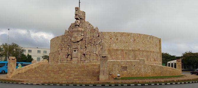 Mexique – Yucatan – Jour 6 – autour de Mérida
