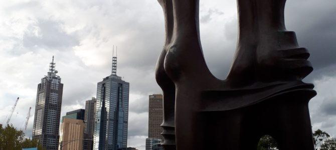 Chasse aux photos dans Melbourne!
