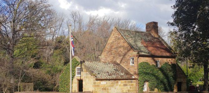 Melbourne – Fitzroy Gardens- Cooks' Cottage