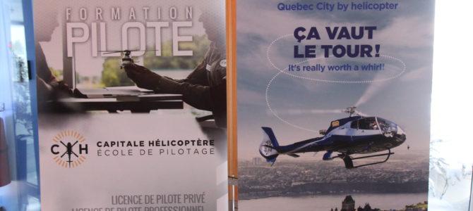 Le Complexe Capitale Hélicoptère
