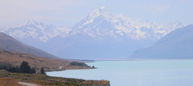 Nouvelle Zélande – île du Sud – Mont Cook