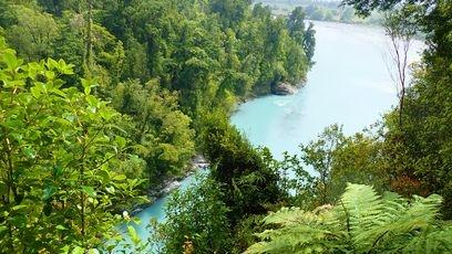 Nouvelle Zélande – île du Sud – Hokitika