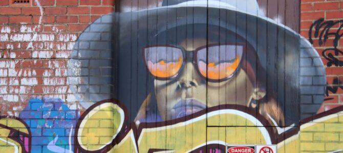 Melbourne – Street Art – Fitzroy