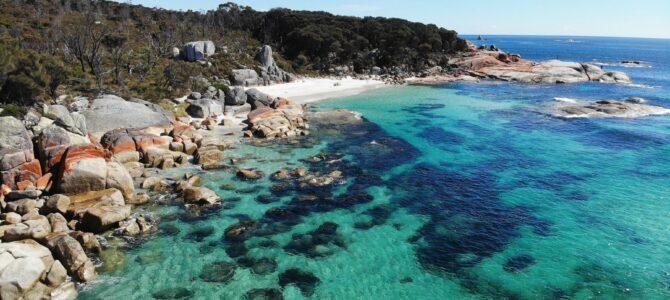 Australie – Tasmanie – Bay of Fires