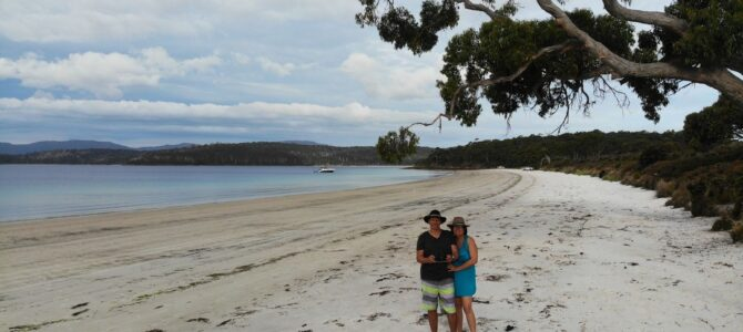 Australie – Tasmanie – Bruny Island